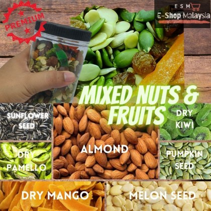 Mixnut and fruit & Ajwa (SPECIAL GIVE BOX)